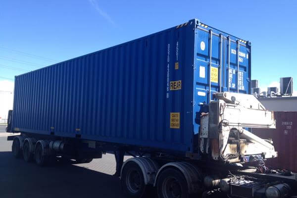 40 Foot shipping container Wellington